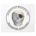 Renegade Auditors King Duvet