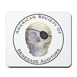 Renegade Auditors Mousepad