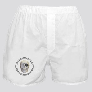Renegade Bookkeepers Boxer Shorts