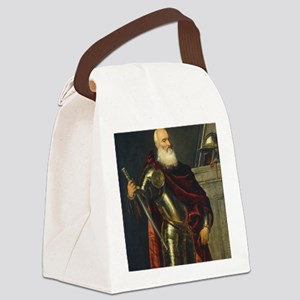 Titian - Vincenzo Cappello Canvas Lunch Bag
