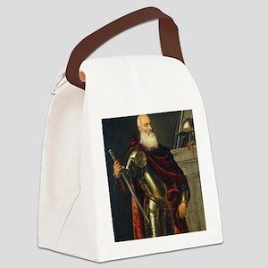 Titian - Vincenzo Cappello Canvas Lunch Bag