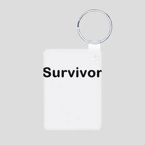 Survivor Keychains