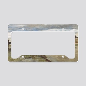 Vincent van Gogh - Blanchisse License Plate Holder
