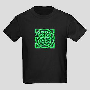 Celtic Knot Irish Kids Dark T-Shirt