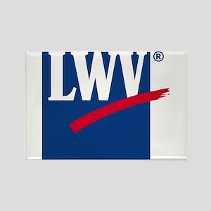 LWV Rectangle Magnet