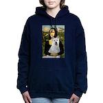 card-Mona-Akita2 Hooded Sweatshirt