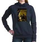 card-Art-Aussie1 Hooded Sweatshirt