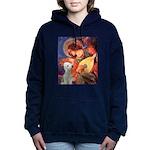 MP-ANGEL3-Bedlington1 Hooded Sweatshirt
