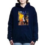 5.5x7.5-Cafe-Bernese Hooded Sweatshirt