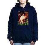 TILE-ANGEL1-Bolognese2 Hooded Sweatshirt