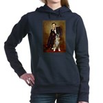 MP-Lincoln-Boxer1up Hooded Sweatshirt