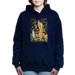 5.5x7.5-MidEve-Boxer2nat Hooded Sweatshirt