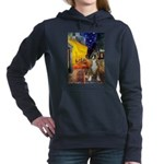 MP-Cafe-Boxer1up Hooded Sweatshirt