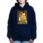 5.5x7.5-KISS-Boxer1up Hooded Sweatshirt