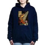 MADONNA-BrittanySpanielsit3 Hooded Sweatshirt