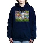 5x7-Windflowers-BullyPerry Hooded Sweatshirt
