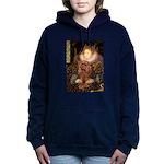 MP-QUEEN-Cav-Ruby7 Hooded Sweatshirt