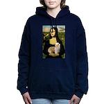 5.5x7.5-Mona-CCrested-PUFF1 Hooded Sweatshirt