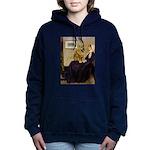 5.5x7.5-WMom-Chow1 Hooded Sweatshirt
