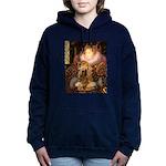 MP-QUEEN-Cocker7 Hooded Sweatshirt