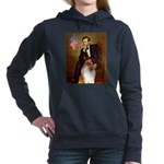 MP-Lincoln-Collie1 Hooded Sweatshirt