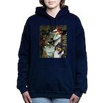 MP-OPH2-Collie-Tri3 Hooded Sweatshirt