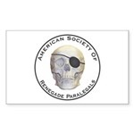 Renegade Paralegals Sticker (Rectangle 10 pk)