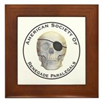 Renegade Paralegals Framed Tile