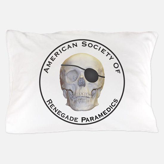 Renegade Paramedics Pillow Case