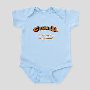 Gunner - Mission Body Suit