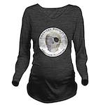 Renegade Plumbers Long Sleeve Maternity T-Shirt