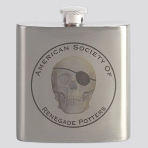 Renegade Potters Flask