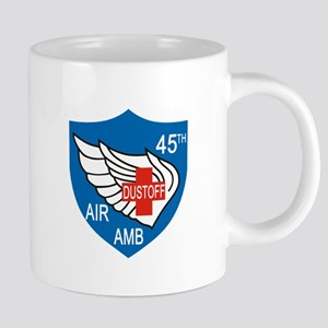 45th Medical Dustoff Patch Mugs