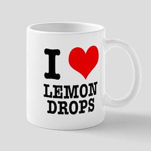 I Heart (Love) Lemon Drops Mug