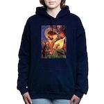 MP-ANGEL3-Dobie-Red-8sit Hooded Sweatshirt