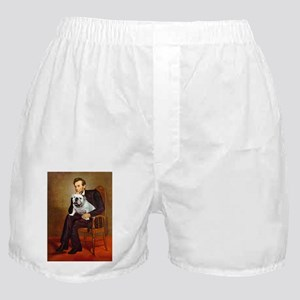 MP-LINCOLN-EBD-Whit9 Boxer Shorts