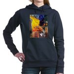 MP-CAFE-FoxT-1 Hooded Sweatshirt