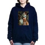 CLK-OPH2-GoldBanj1 Hooded Sweatshirt