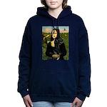 16x20-Mona-BlkGDane-nat Hooded Sweatshirt