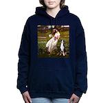 WINDFLOWERS-GSMD1 Hooded Sweatshirt