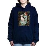 MP-OPHELIA-ItalianGreyhound5 Hooded Sweatshirt