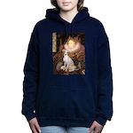 MP-QUEEN-ItalianGreyhound5 Hooded Sweatshirt