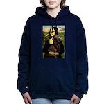 5.5x7.5-Mona-ChocLab Hooded Sweatshirt