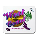 West Coast Golden Goodies Mousepad