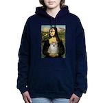 CARD-Mona-Pom1 Hooded Sweatshirt