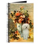 Poodle (13W) - Vase of Flowers Journal