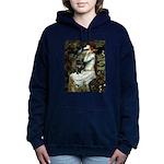 3-8x10-Oph2-PUG-Blk-C-pk Hooded Sweatshirt