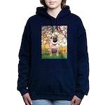 SPRING-Pug1 Hooded Sweatshirt