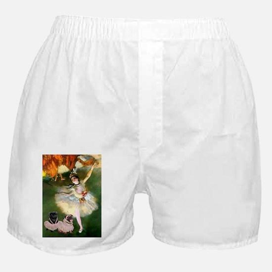 card-dancer-green-PugPR-left.PNG Boxer Shorts