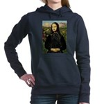 9x12B-Mona-Puli1 Hooded Sweatshirt